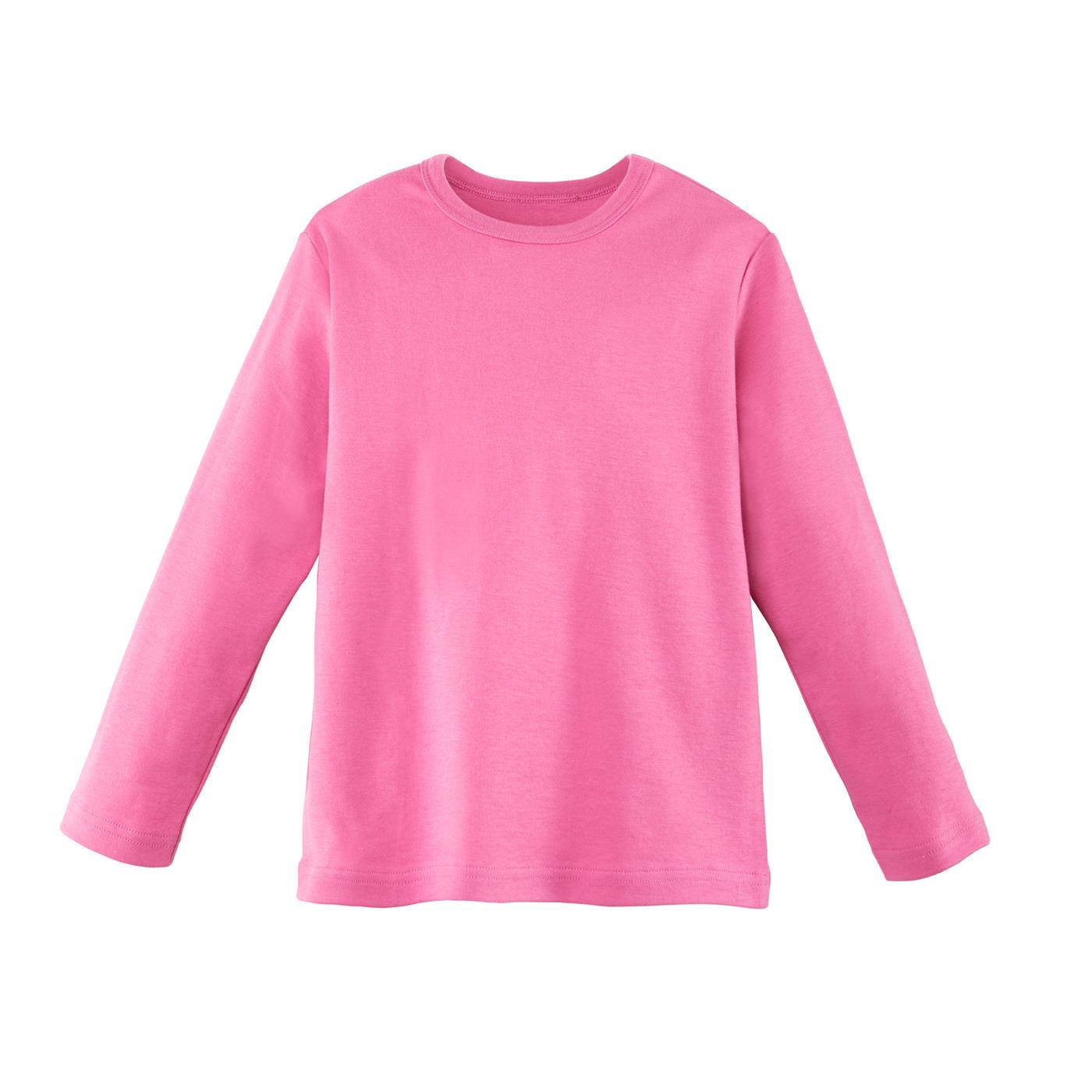 Living Crafts Pink Long Sleeve Shirt for Kids