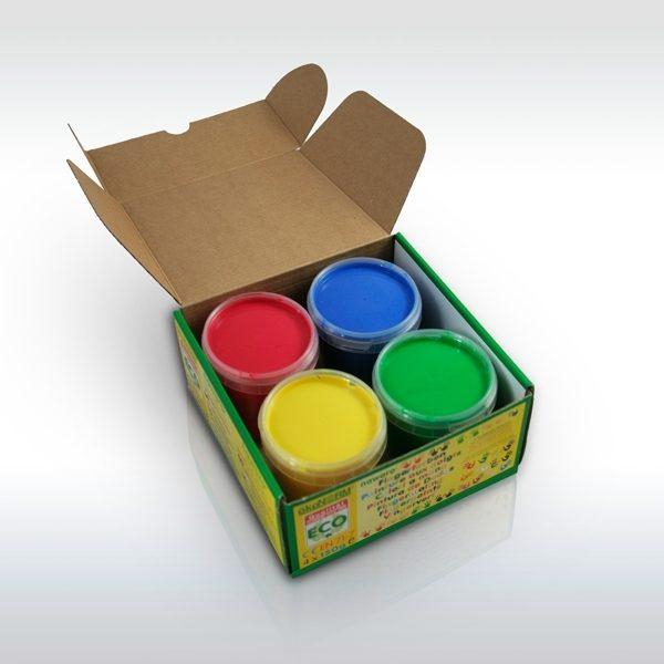 Ökonorm Finger Paints Set 4x150ml