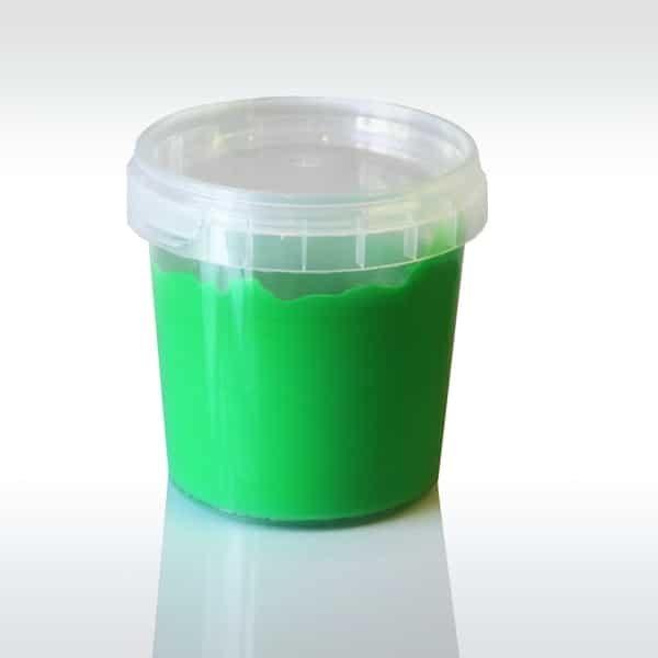 Пальчиковая краска Ökonorm зеленая 150ml