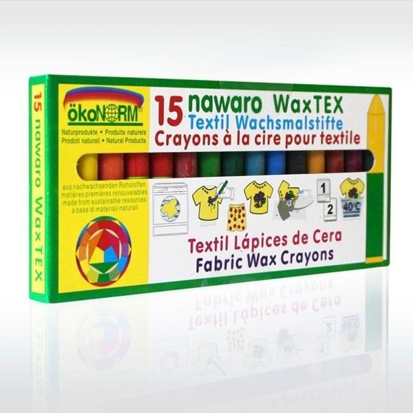 Ökonorm Fabric Wax Crayons