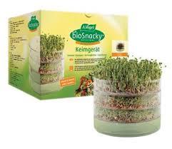 Контейнер для проращивания семян с 3 лотками Biosnacky