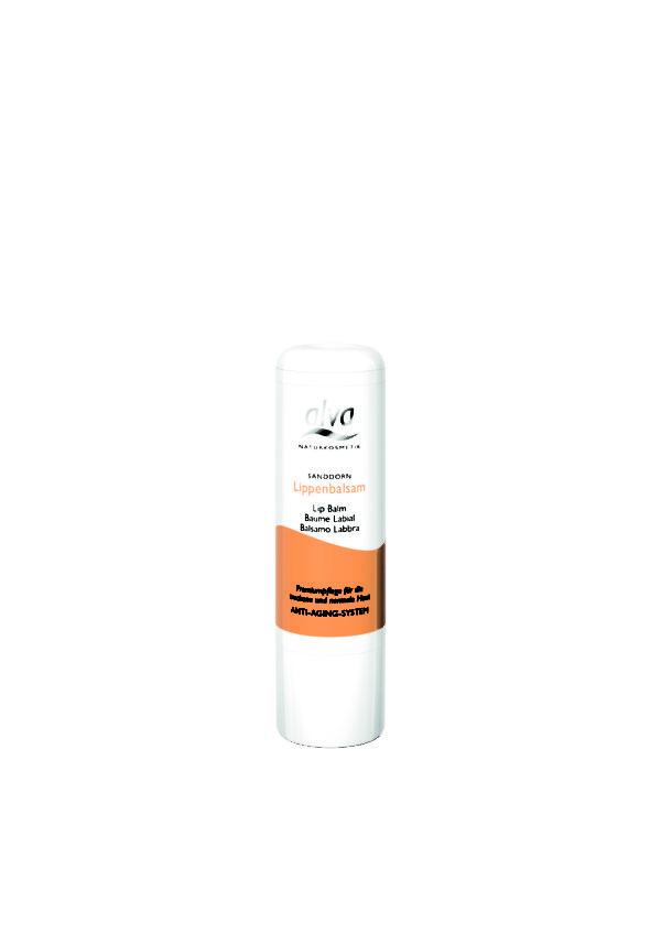 Бальзам для губ защитный с облепиховым маслом ALVA 4g