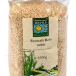 Рис басмати, натуральный Bohlsener Mühle 500g