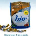 BioMoments mee ja sidruniga karamellid