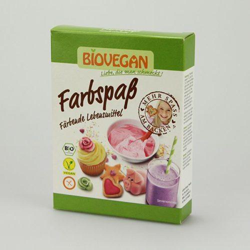 Пищевые красители Biovegan 5x8g
