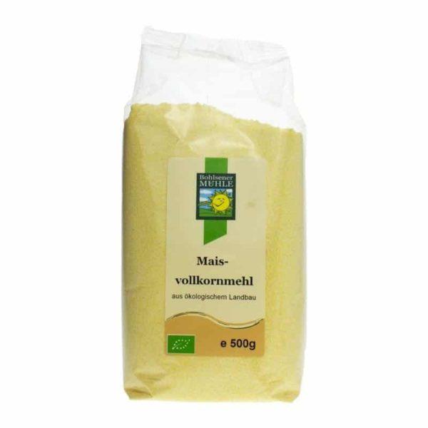 Bohlsener Mühle Corn Meal 500g