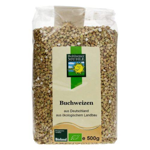 Bohlsener Mühle Buckwheat
