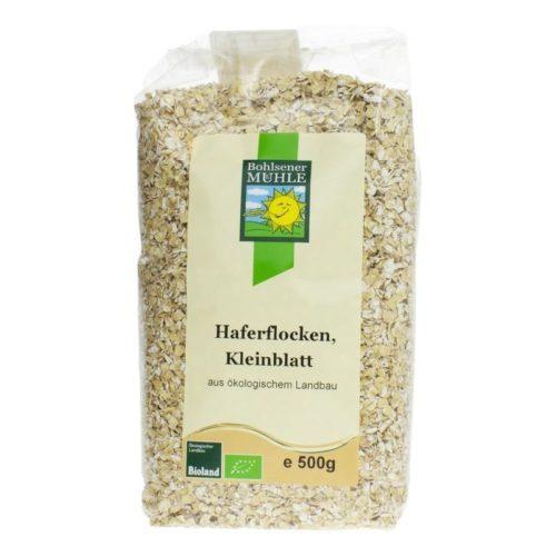 Bohlsener Mühle Small Oat Flakes 500g