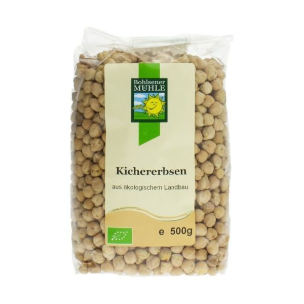 Нут Bohlsener Mühle 500g