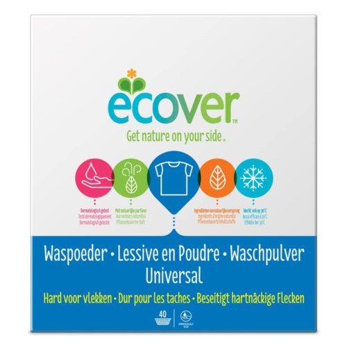 Стиральный порошок универсальный Ecover 3kg