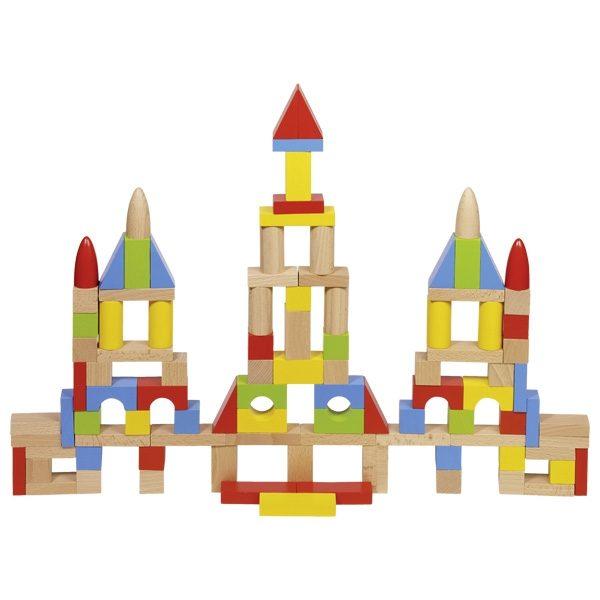 GOKI Building Blocks 100pcs 58576