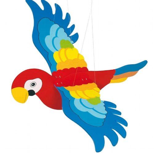 Подвесная игрушка Попугай GOKI