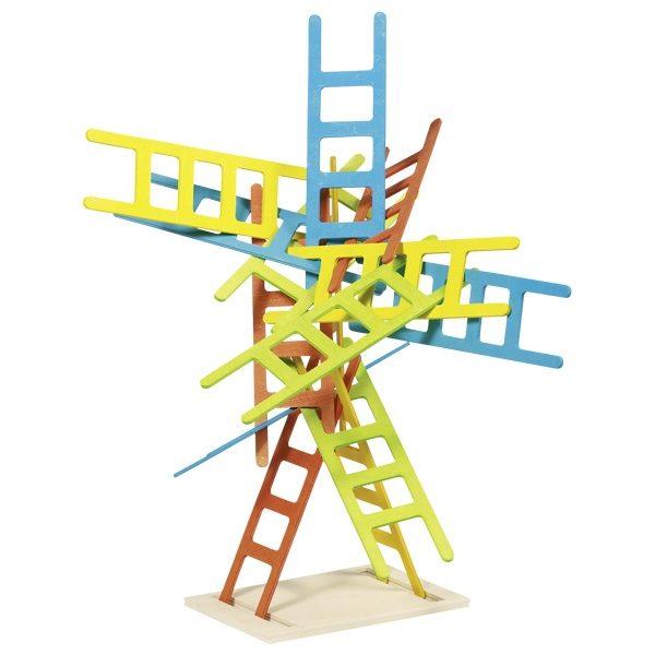 Игра на равновесие Лестницы GOKI