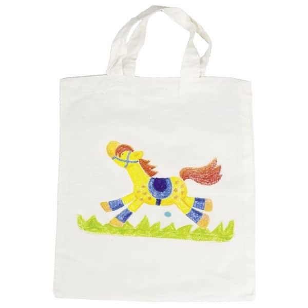 GOKI Small Cotton Bag 21x23cm