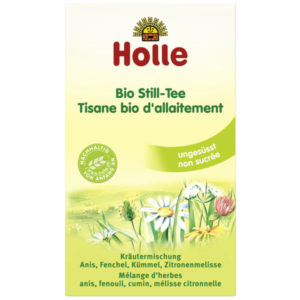 Чай для кормящих мам Holle 30g