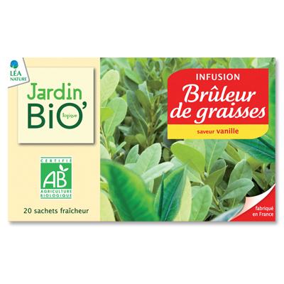 Jardinbio Fat Burner Tea 20 1 5g