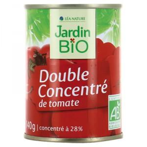 Томатная паста  1:2 JardinBio 140g