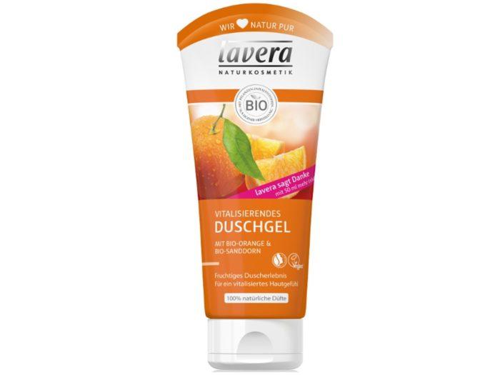 Lavera apelsini ja astelpaju dušigeel
