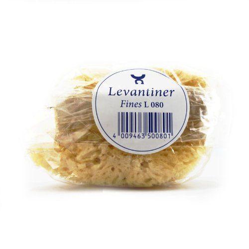 Croll & Denecke Levantiner Fine-Pored Sponge 8cm