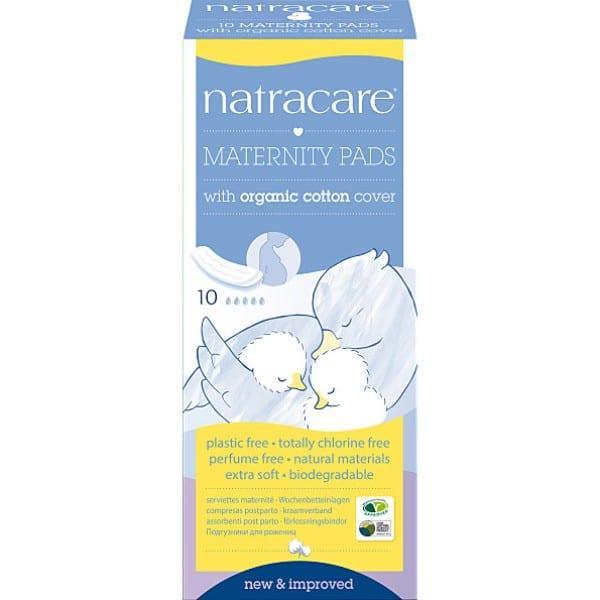 Прокладки для рожениц Natracare 10 шт.