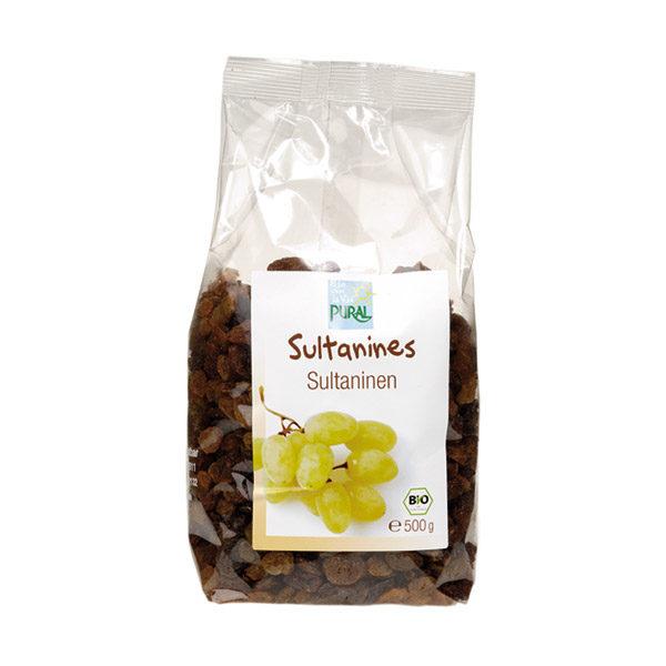 Pural Sultana Raisins 500g