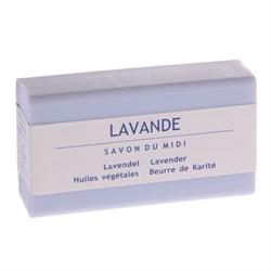 Savon Du Midi Shea Butter Soap with Lavender