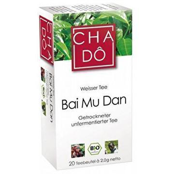 Белый чай Bai Mu Dan Cha Dô 20x2g