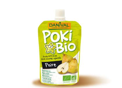Danival PokiBio Pear 90g