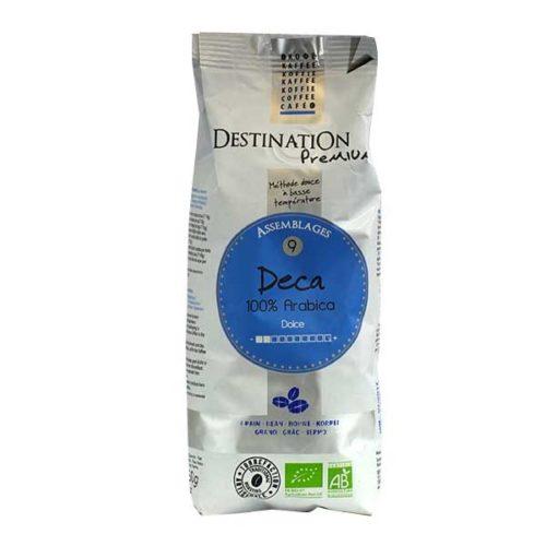 Кофе в зернах без кофеина Arabica Premium Destination 250g