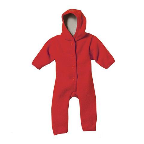 68190ea05dc Disana Boiled Merino Wool Red Overall 74-80 - Looduspere ökopood