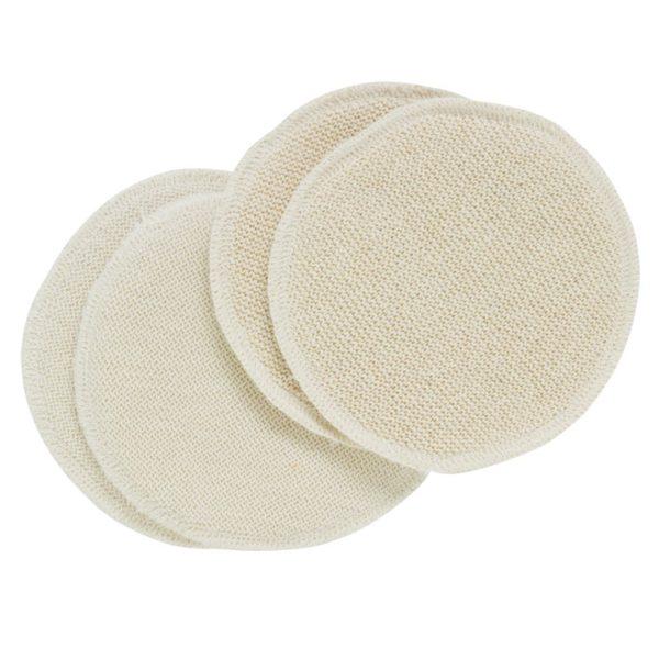 Disana Reusable Breast Pads silk/wool/silk