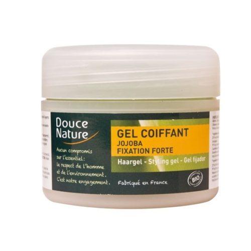 Гель для волос с маслом жожоба Douce Nature 100ml