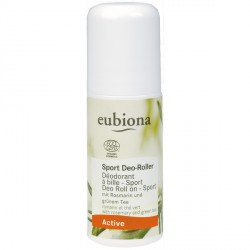 Шариковый спортивный дезодорант Eubiona 50ml