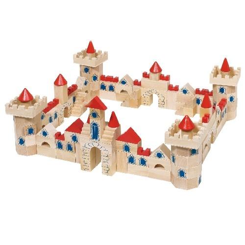 GOKI 145 Castle Building Bricks