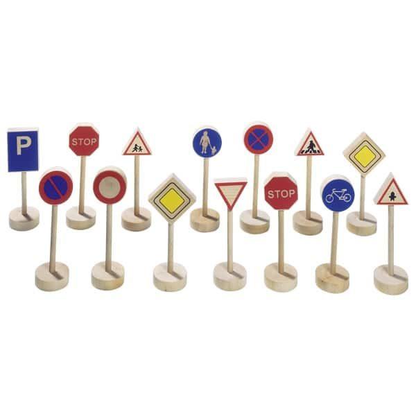 GOKI 15 Traffic Signs