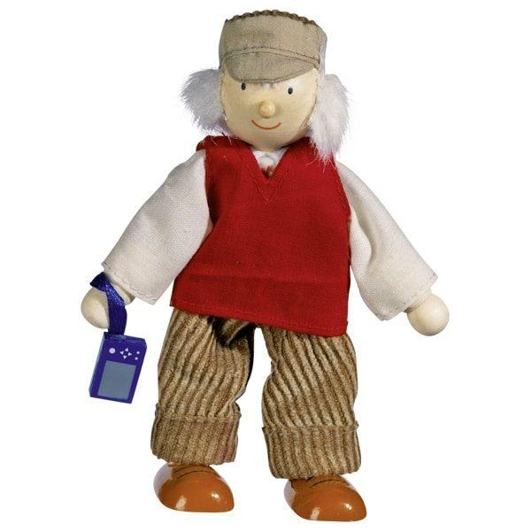 Кукла Дедушка GOKI