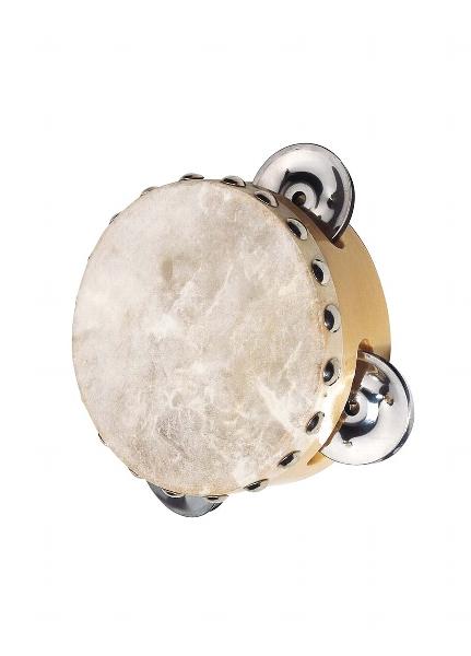 GOKI Tambourine with 3 Bells