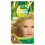 hennaplus juuksevärv kuldblond 50