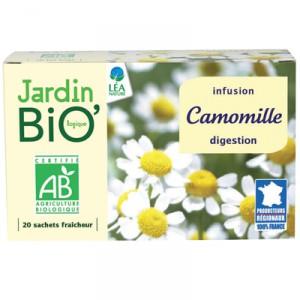 Ромашковый чай JardinBio 20x1,4g