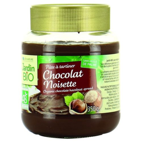 Орехово-шоколадная паста JardinBio 750g