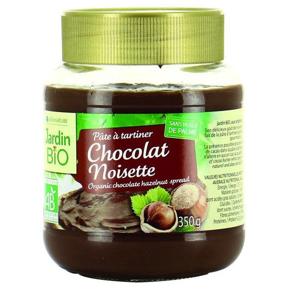 JardinBio Chocolate Hazelnut Spread 750g