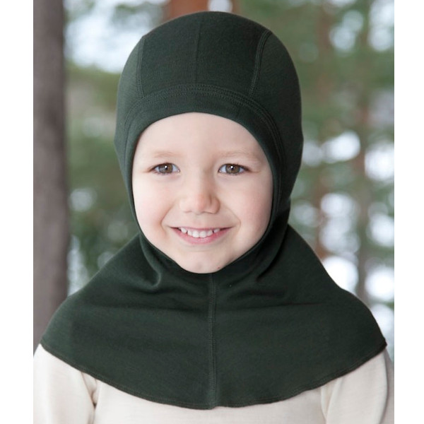 Ребенок в шлеме Ruskovilla