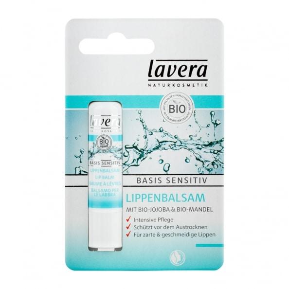 Lavera Basis Sensitiv Lip Balm