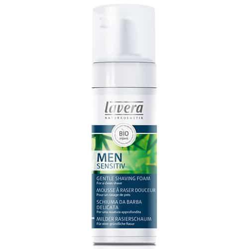 Мужская пена для бритья Lavera Men Sensitiv 150ml