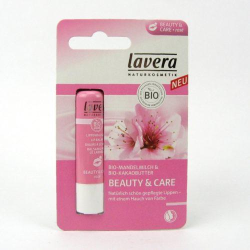 Lavera Beauty and Care Soft Rose Lip Balm 4,5g