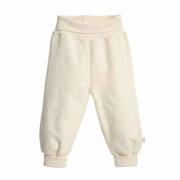 Living Crafts White Baby Trousers
