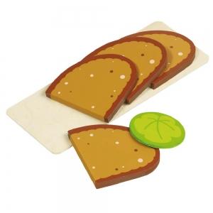 Разделочная доска с хлебом GOKI