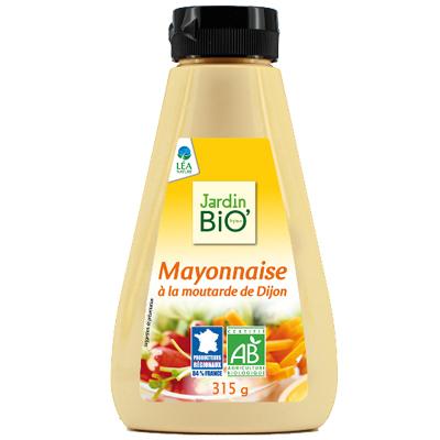 JardinBio Mayonnaise with Dijon Mustard 315g