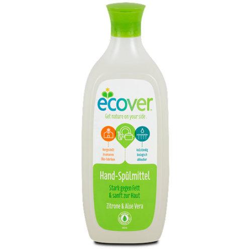 Средство для мытья посуды с лимоном и алоэ Ecover 950l