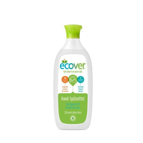 Средство для мытья посуды с лимоном и алоэ Ecover 500ml